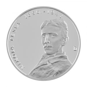 """Srebrnjak """"Nikola Tesla"""""""