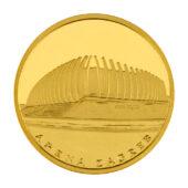 Arena zlatna medalja