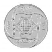 srebrna medalja Grad Karlovac