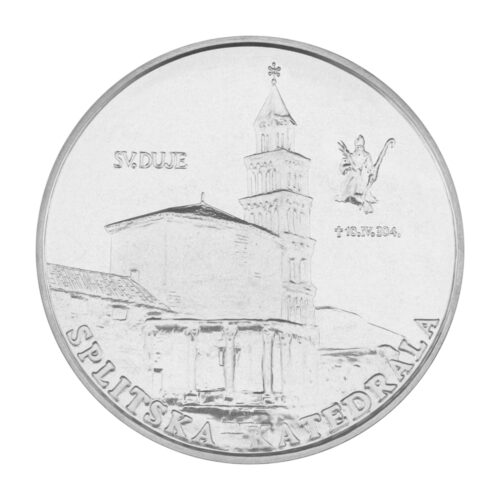 srebrna medalja Papa u Splitu