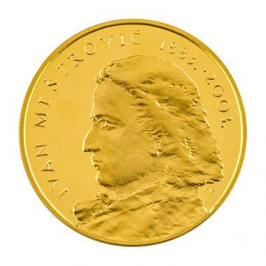 """Zlatna medalja """"Ivan Meštrović"""""""