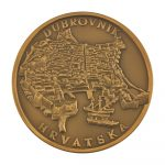 "Mjedena medalja ""Dubrovnik"""