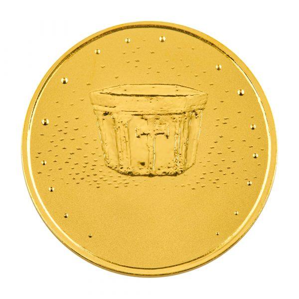 Zlatna medalja Krštenje