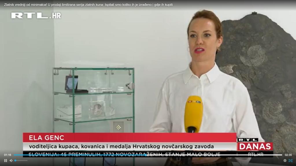 RTL danas Zlatna kuna